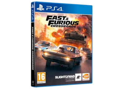 Fast & Furious Crossroads – PS4 Game