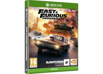 Fast & Furious Crossroads – Xbox One Game