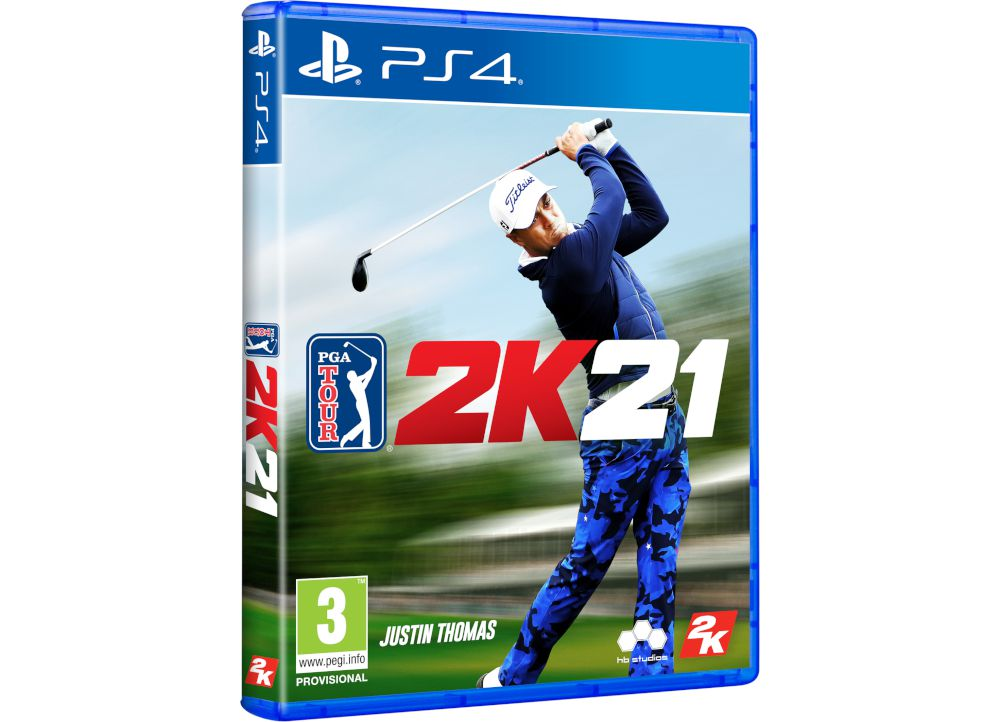 PGA Tour 2K21 - PS4 Game