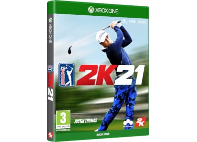 PGA Tour 2K21 – Xbox One Game