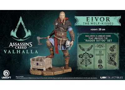 Φιγούρα Ubisoft - Assassin's Creed Valhalla - Eivor