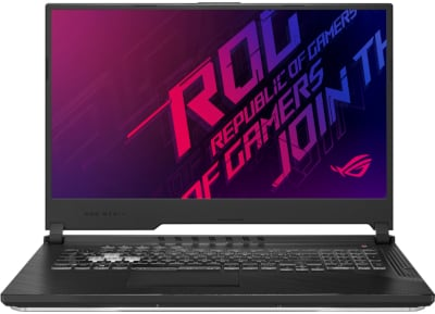 "Laptop Asus ROG Strix G 17.3"" (i7-9750H /8GB/ 1TB HDD & 256 SSD/GeForce GTX 1650 4GB) G731GT-H7146T"