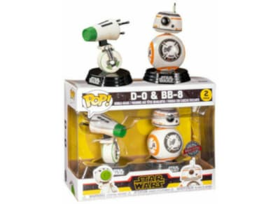 Φιγούρα Funko Pop! Star Wars - D-0 & BB-8