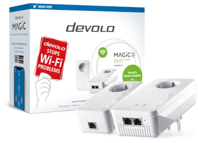 Powerline Devolo Magic 2 Starter Kit