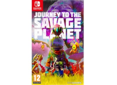 Journey To The Savage Planet – Nintendo Switch Game