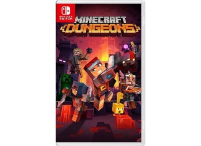 Minecraft Dungeons - Nintendo Switch Game