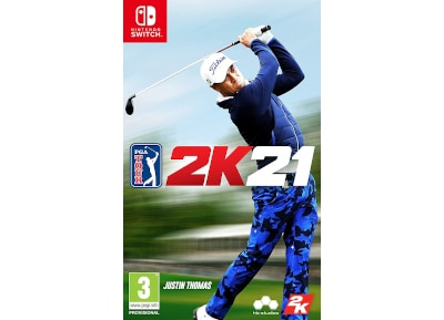 PGA Tour 2K21 – Nintendo Switch Game