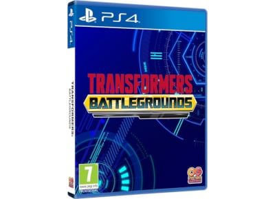 Transformers: Battlegrounds – PS4 Game