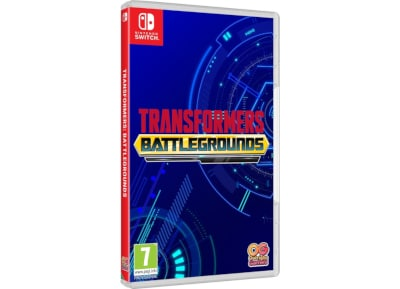 Transformers: Battlegrounds – Nintendo Switch Game