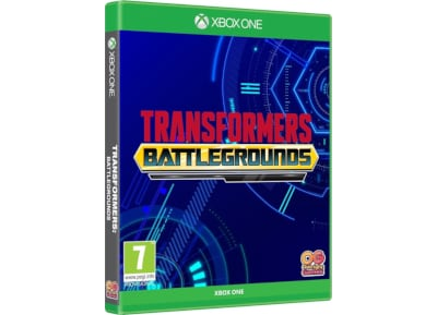 Transformers: Battlegrounds – Xbox One Game