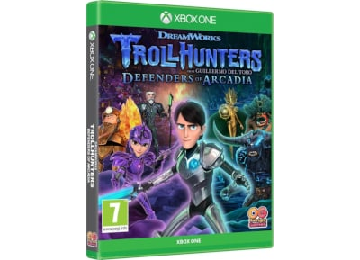 Trollhunters Defenders Of Arcadia – Xbox One Game