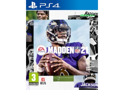 Madden NFL 21 - PS4 Game