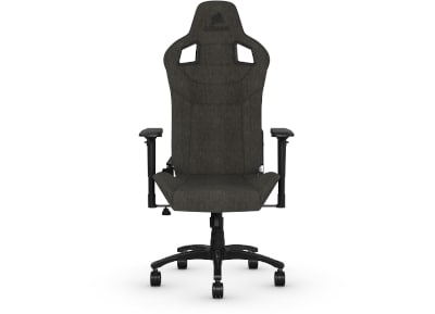 Gaming Chair Corsair T3 Rush - Μαύρο