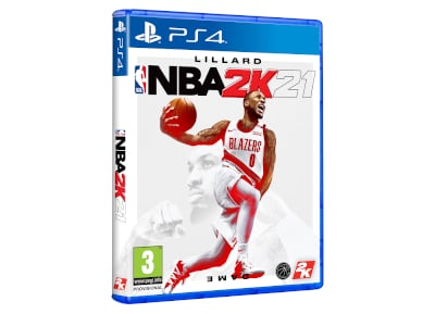 NBA 2K21 Standard Edition - PS4 Game