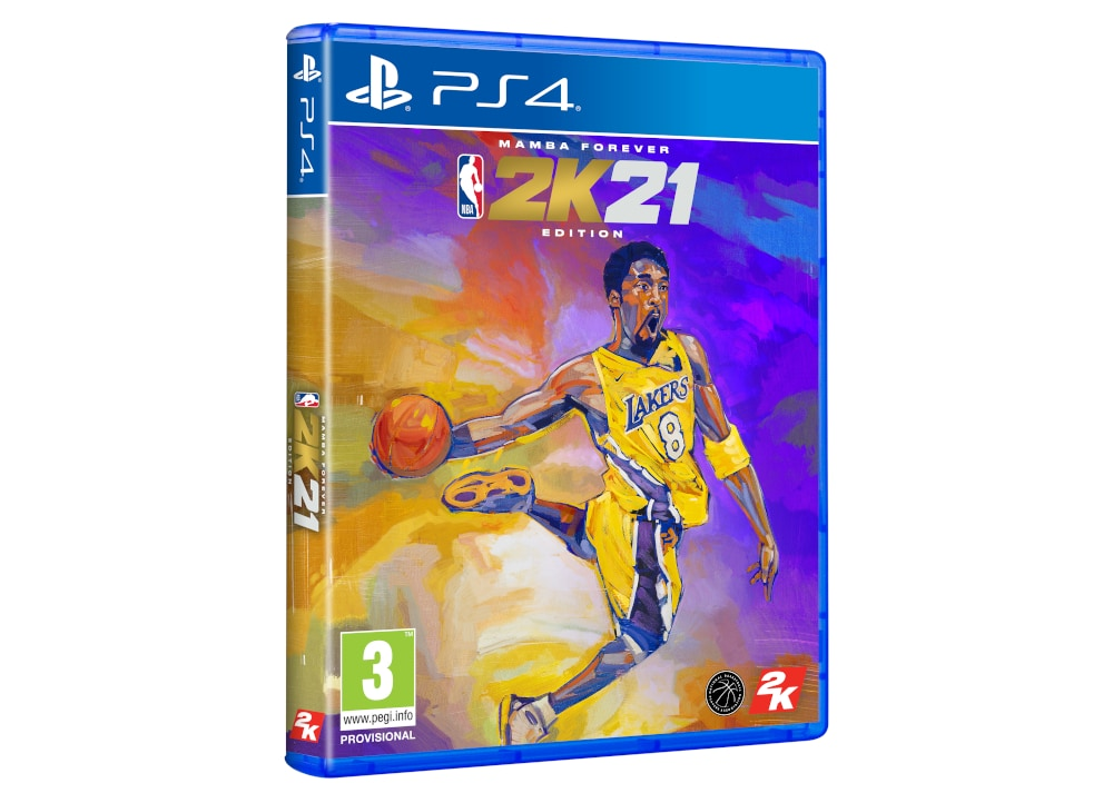 NBA 2K21 Mamba Forever Edition - PS4 Game