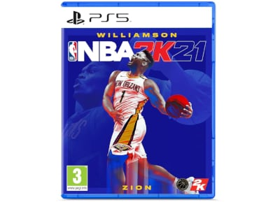 NBA 2K21 Standard Edition – PS5 Game