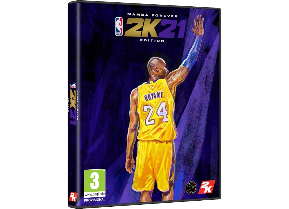 NBA 2K21 Mamba Forever Edition - PS5 Game