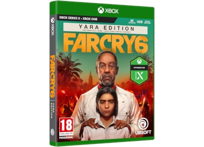 Far Cry 6 Yara Special Edition – Xbox One Game