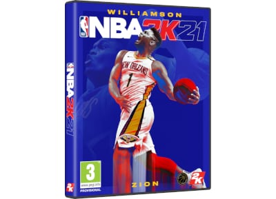 NBA 2K21 Standard Edition – Xbox One X Game