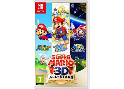 Super Mario 3D All-Stars – Nintendo Switch Game