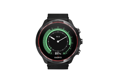Smartwatch Suunto 9 G1 Baro Red