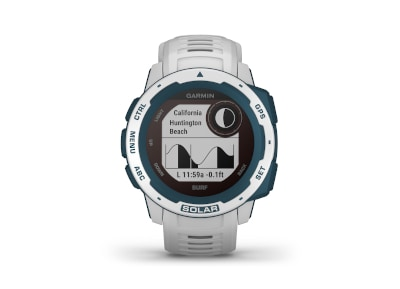 Smartwatch Garmin Instinct Solar Surf Pipeline