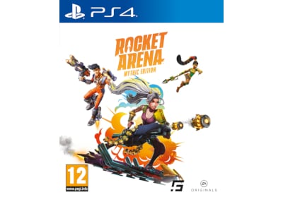 Rocket Arena Mythic Edition – PS4 Game