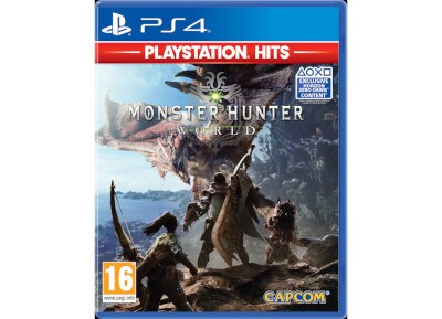 Monster Hunter Worlds Playstation Hits – PS4 Game