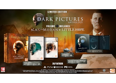 The Dark Pictures: Volume 1 Limited Edition – Xbox One Game