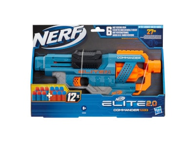 NERF ELITE 2.0 COMMANDER RC 6