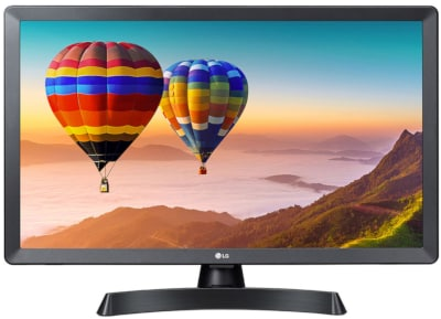 "Monitor TV LG 24"" Smart HD Ready 24TN510S-PZ"