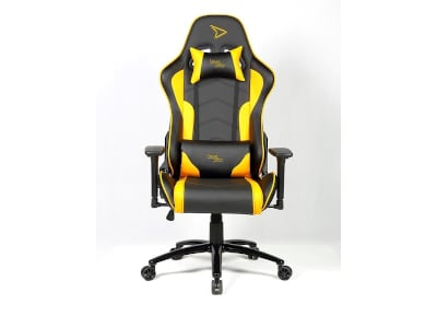 Gaming Chair SteelPlay SGC01 - Κίτρινο