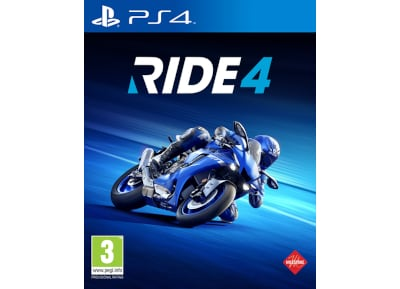 Ride 4 – PS4 Game
