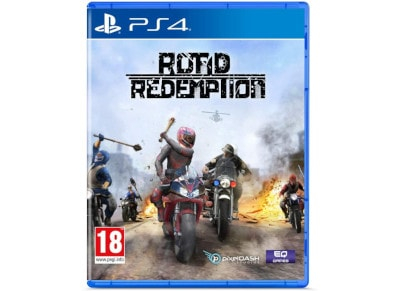 Road Redemption – PS4 Game