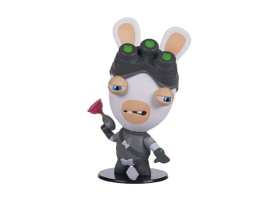 Φιγούρα Ubisoft Chibi - Heroes Collection Series 1 Rabbids/Sam Fisher Rabbids