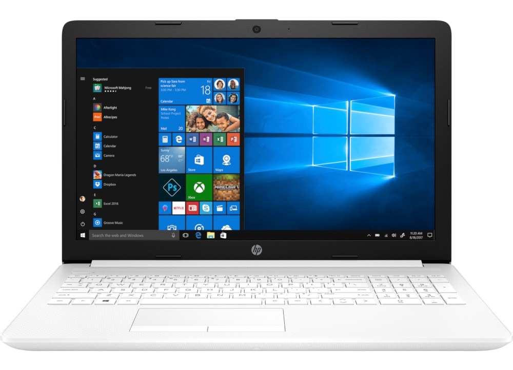 "Laptop HP 15-DB1030NV 15.6"" (Ryzen 3-3200U/12GB/128GB Ssd & 1TB Hdd/AMD Radeon Vega 3)"