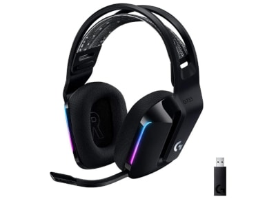 Logitech G733 - Wireless Gaming Headset Lightspeed RGB - Μαύρο