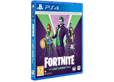 Fortnite The Last Laugh Bundle - PS4 Game