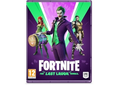Fortnite The Last Laugh Bundle - PS5 Game