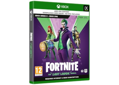 Fortnite The Last Laugh Bundle – Xbox One Game