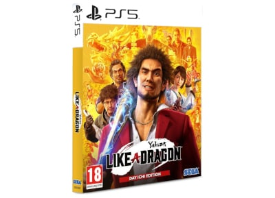 Yakuza Like a Dragon Day Ichi Steelbook Edition - PS5 Game