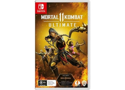 Mortal Kombat 11 Ultimate Edition – Switch Game