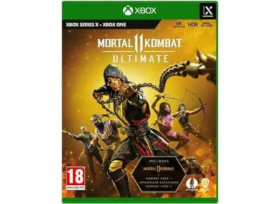 Mortal Kombat 11 Ultimate Edition – Xbox One Game