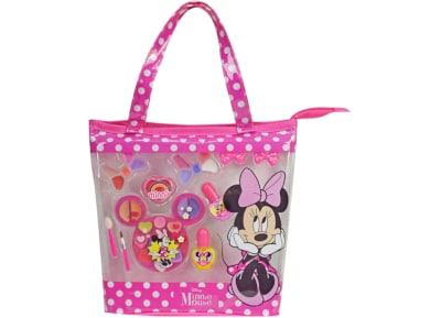 Markwins Disney Minnie Mouse Make Up Tote