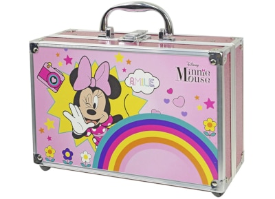 Markwins Disney Minnie Mouse Make Up Train Case