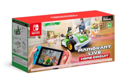 Mario Kart Home Circuit Luigi – Nintendo Switch Game