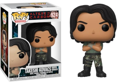 Φιγούρα Funko Pop! Television Altered Carbon Takeshi Kovacs Birth