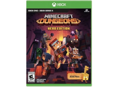 Minecraft Dungeons Hero Edition - Xbox One Game