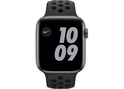 Apple Watch SE Nike 44mm Space Gray Aluminum Anthracite Sport Band