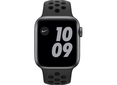 Apple Watch SE Nike 40mm Space Gray Aluminum Anthracite Sport Band